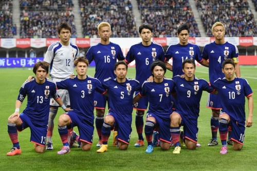 最新FIFAランク、日本は4ランクダウンで52位…8カ月ぶりの50位台