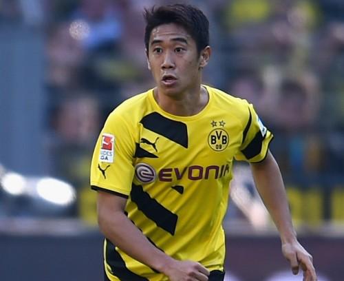 香川フル出場のドルトムント4戦未勝利…最下位HSVに初勝利献上