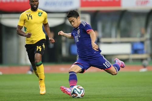 香川真司が日本代表から離脱…試合後に脳震とうの症状