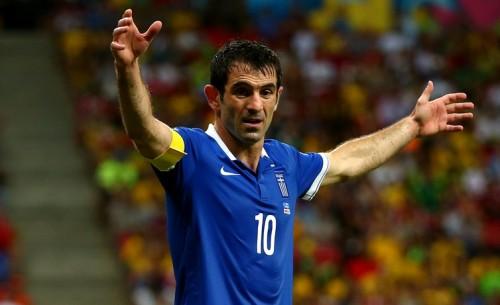 現役引退のカラグニス氏、ギリシャ代表のディレクターに就任