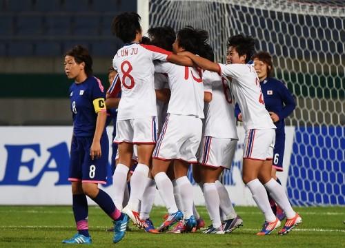 なでしこ、アジア大会連覇ならず…北朝鮮が2大会ぶり3度目の金