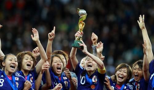 韓国とフランスが2019年女子W杯開催に立候補…来年3月に決定