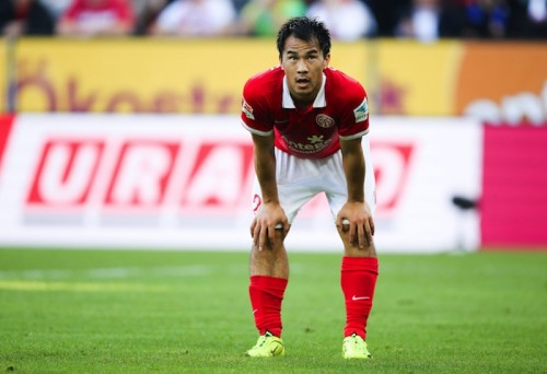 リーグ戦2試合ゴールなしの岡崎「もう一度、点を取り出したい」