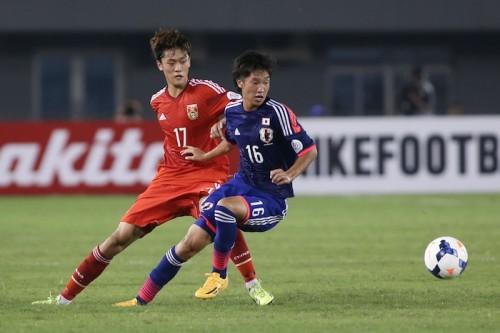AFC選手権出場中のU-19日本代表からMF松本とMF奥川が負傷離脱