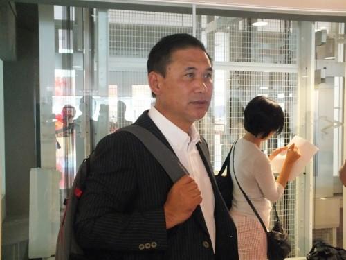 アジア大会銀のなでしこ帰国、連覇逃し佐々木監督「僕の責任でもある」