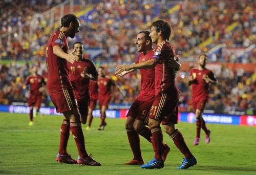 スペイン代表メンバー発表…初招集は2名、D・コスタも招集される