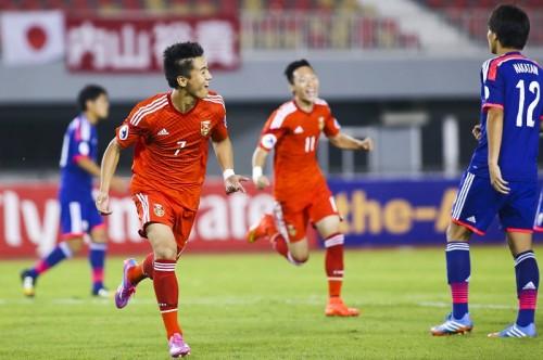 U-19日本、AFC選手権黒星スタート…南野同点弾も中国に競り負け