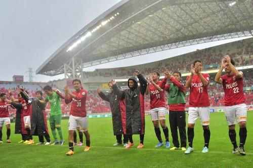 浦和は逆転勝利、鹿島を下し6連勝のG大阪が2位浮上/J1第27節