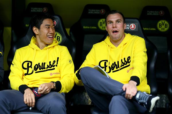 Borussia Dortmund v Hannover 96 - Bundesliga
