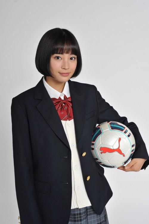 高校サッカー選手権10代目応援マネージャーは広瀬すずさん…初の姉妹マネ誕生