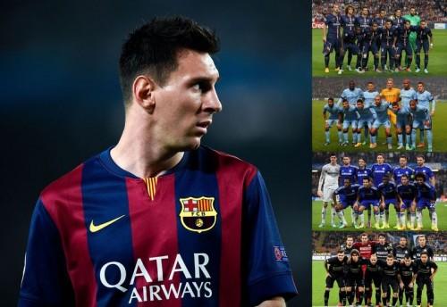 スペイン紙報道、メッシを獲得できるのはPSGやインテルら4クラブ