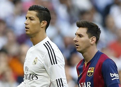 ファン選出UEFAベスト11候補にメッシやC・ロナウドら40人