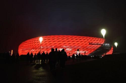バイエルン、スタジアム建設費用約510億円を16年前倒しで完済