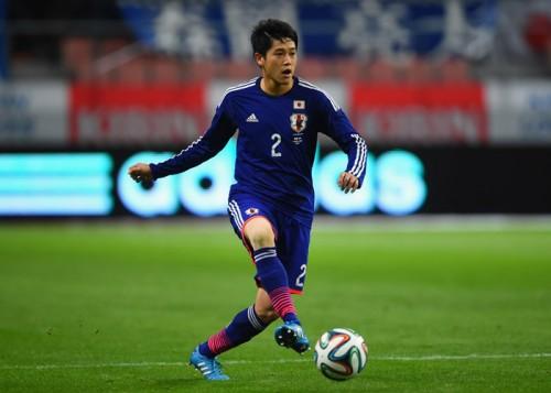復帰の内田篤人「代表のユニフォームを着ることは嬉しい」