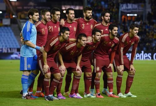 スペイン代表、ホームで8年ぶりの敗戦。支配率でも6年ぶりに相手を下回る