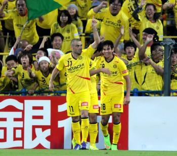Kashiwa Reysol v Sanfrecce Hiroshima - J.League Yamazaki Nabisco Cup Semi Final Second Leg