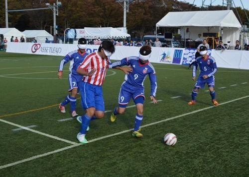 ブラインドサッカー世界選手権、日本初開催が残した大きな財産