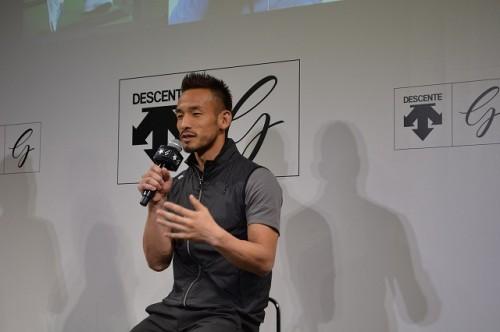 中田英寿氏がゴルファーに転身? 「やるからには本気でゴルフに挑戦したい」