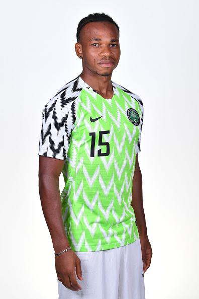 ジョエル・オビ(ナイジェリア代表)のプロフィール画像