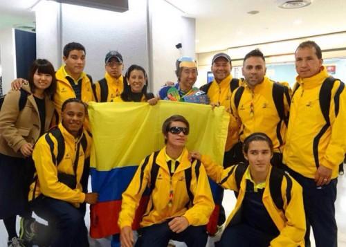 ブラサカ世界選手権の出場各国を歓迎と感謝の折り鶴でおもてなし