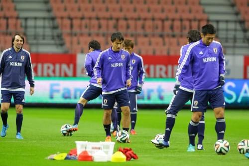 目標はアジア杯優勝…岡崎慎司「常に緊迫感のあるサッカーを」