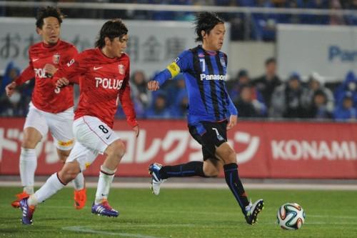注目集まる浦和とG大阪の直接対決…すでにチケット完売