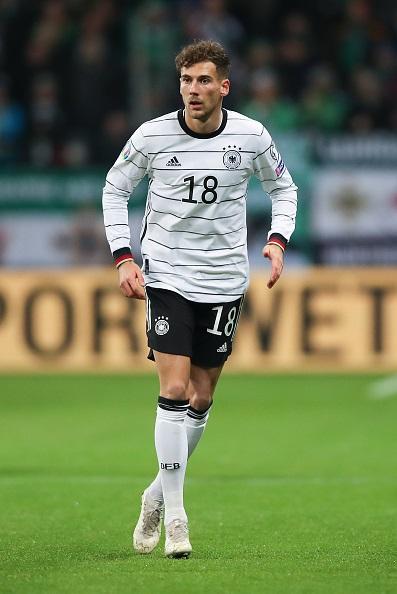 レオン・ゴレツカ(ドイツ代表)のプロフィール画像