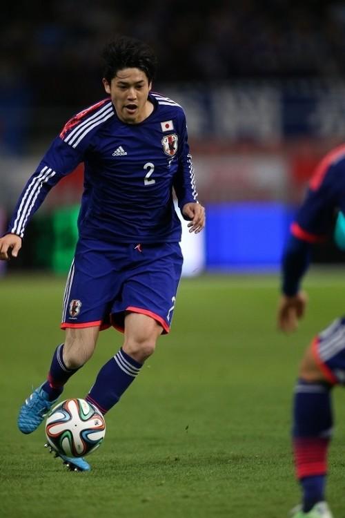 代表復帰戦でフル出場の内田篤人、改めて「身が引き締まる思い」