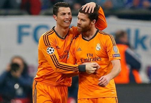 ノイアーを称賛もX・アロンソ「C・ロナウドは最高のサッカー選手」
