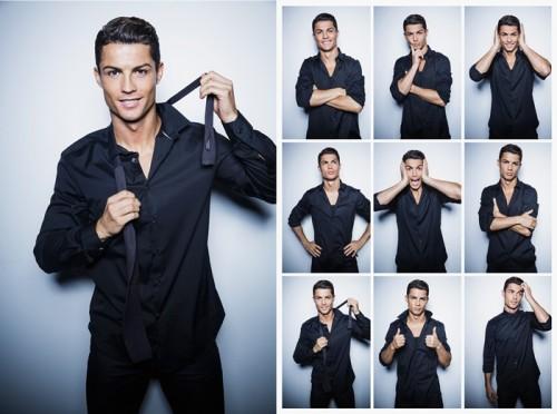 C・ロナウド、自身のブランド「CR7」のシャツ部門展開を発表