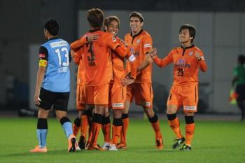 Kawasaki Frontale v Shimizu S-Pulse - J.League 2014
