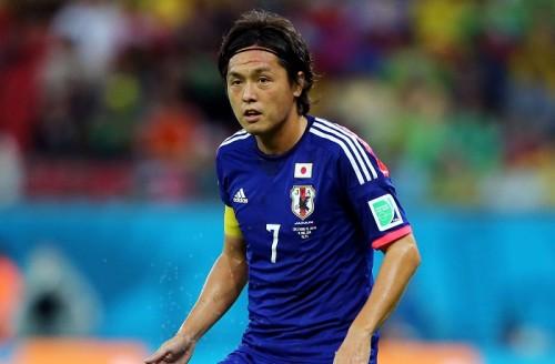 復帰の遠藤は「7」、柴崎は「20」に変更…日本代表の背番号発表
