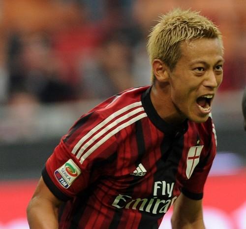ミラン番記者、昨季の不振から一転した本田は「つぶれず成長。精神力の強さ感じる」