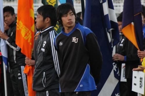 42戦で27得点18アシスト…1部昇格の神奈川大FW伊東純也、甲府加入後も「得点に絡む」