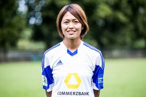 安藤梢、古巣浦和レディースを祝福「自分のことの様に嬉しかった」