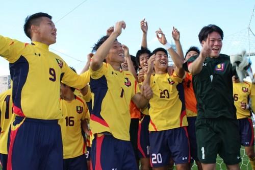 慶應義塾大が3年半ぶりに早慶戦制し、インカレプレーオフ出場権獲得/関東大学リーグ