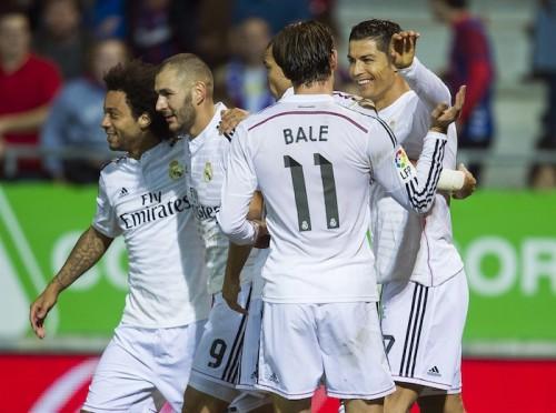 勢い止まらぬレアル、クラブ新記録の公式戦16連勝を懸けてマラガと対決
