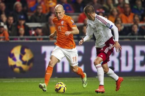オランダ代表がラトビア代表に6得点大勝…ようやくユーロ予選2勝目