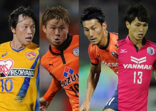 熾烈なJ1残留争い…仙台と清水、大宮、C大阪から2チームが降格