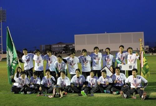 リーグ戦閉幕、MVPは4連覇の専修大FW前澤甲気/関東大学リーグ