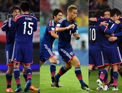 2014年日本代表ベストゴールは?…W杯初戦の本田の得点が最多票