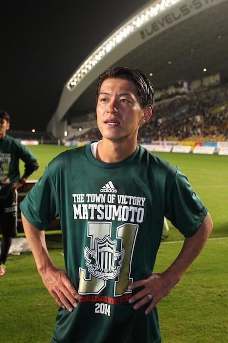 「3」を背負った田中隼磨の「覚悟」…そして明かされるJ1昇格の「代償」