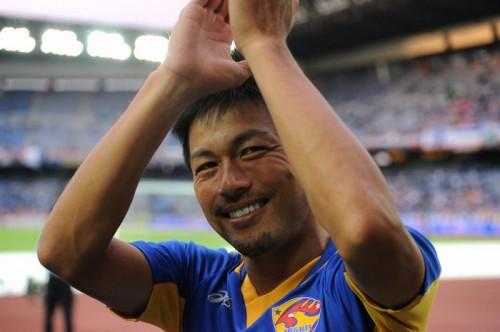 仙台の元日本代表FW柳沢敦が現役引退…国際Aマッチ58試合出場