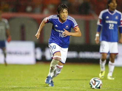 横浜FM榎本哲也がクラブ歴代ベスト11を選出「俊さんがいれば勝てる」