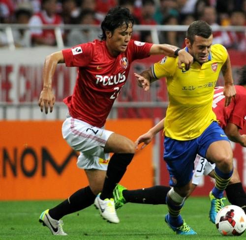 浦和、MF小島秀仁の復帰を発表「徳島での経験を生かしたい」