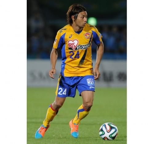 G大阪、仙台からFW赤嶺真吾を獲得「自分の力を最大限に発揮したい」