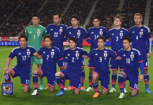 アジア杯の背番号が決定…本田らは変わらず、清武「8」豊田「11」