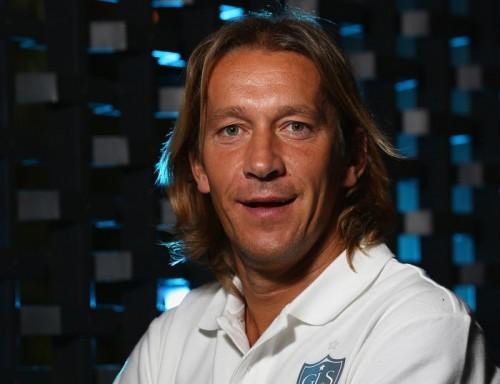 サルガド氏が古巣レアルを訪問、CL連覇に太鼓判「十分な力ある」
