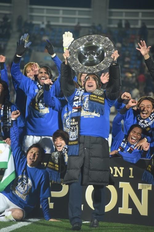 長谷川監督、今季MVPにはGK東口順昭を選出「DF陣を締めてくれた」