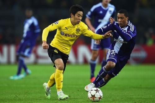 先発出場の香川、地元メディアから厳しい評価「チーム唯一の失望」